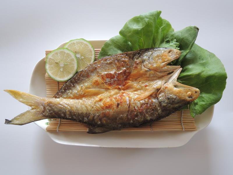 午仔魚 一夜干 (煎)