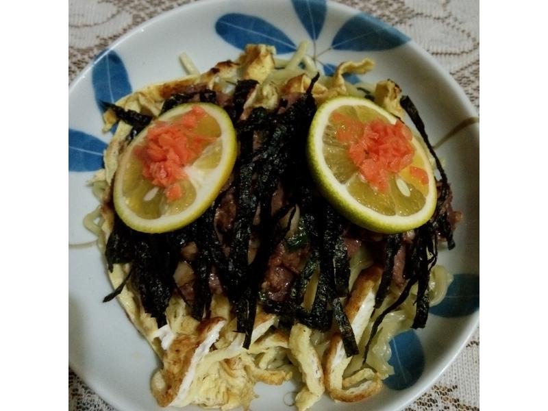 牛肉玉翠拉麵