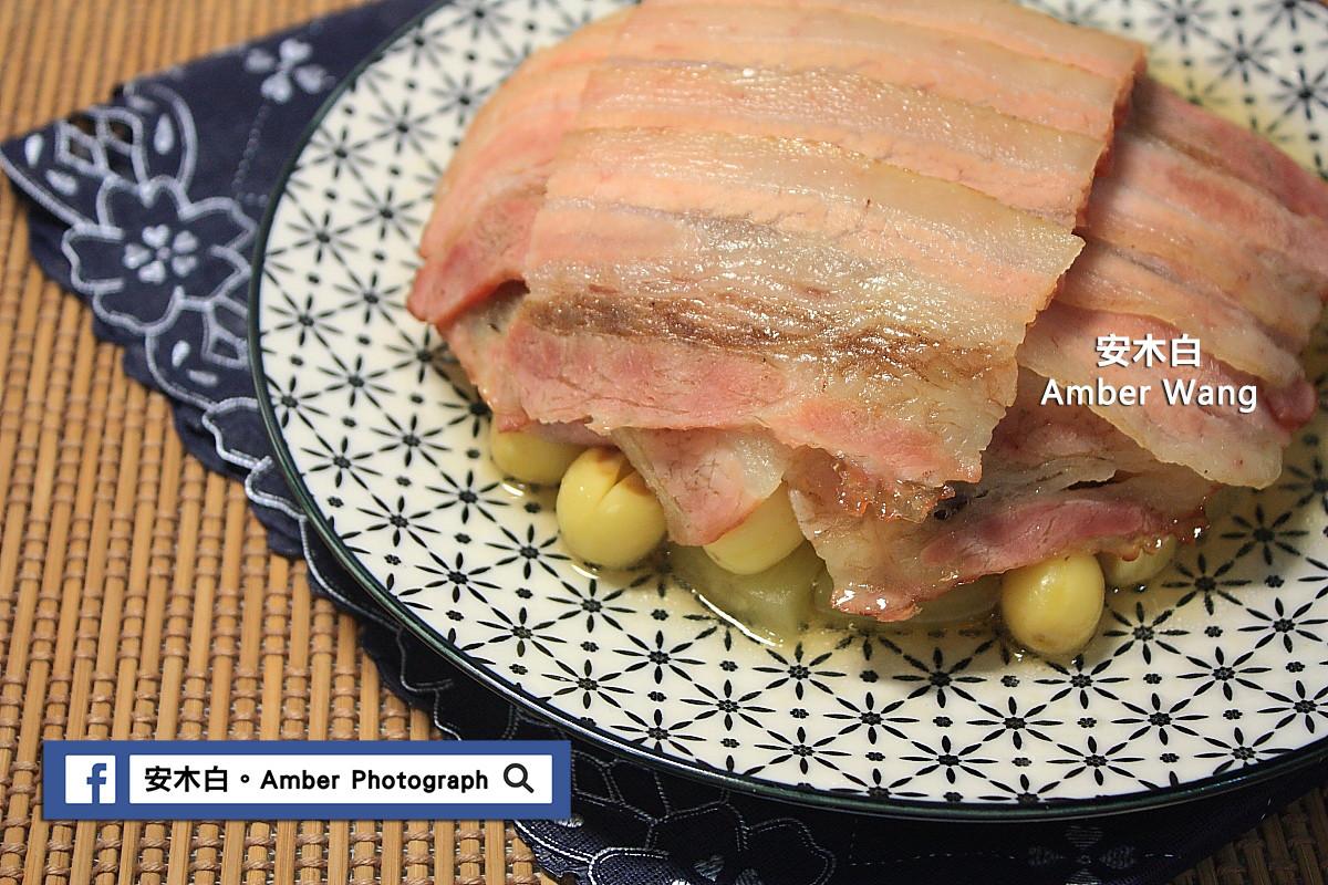 蜜汁火腿(簡單做年菜)