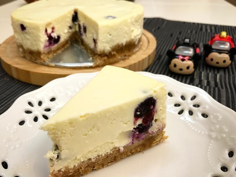 藍莓起士乳酪蛋糕