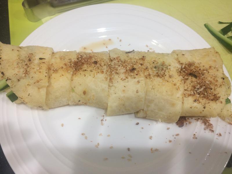 超簡單蛋餅早餐(零失敗免揉麵配方)
