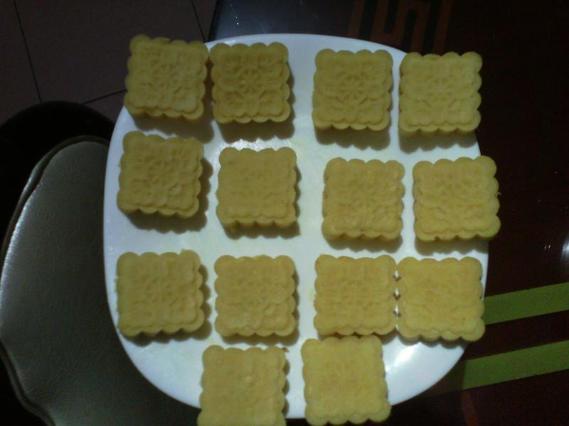 綠豆糕(混玉米碎)
