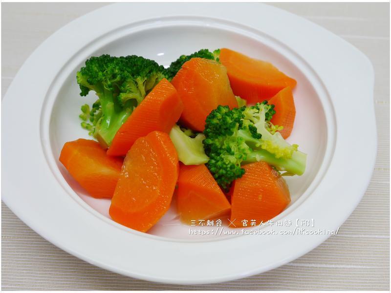 如何蒸出美味的蔬菜