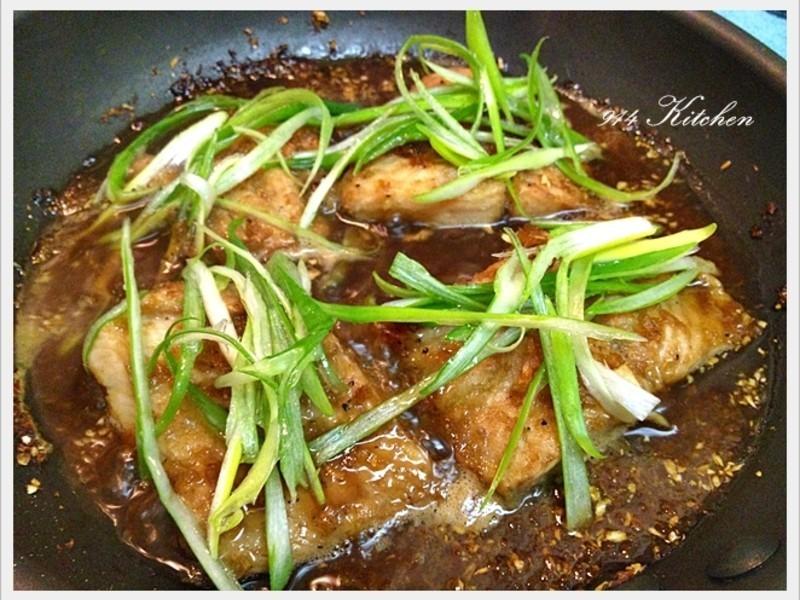 蔥薑龍利魚片