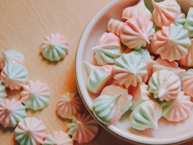 馬林糖*Meringue Cookies
