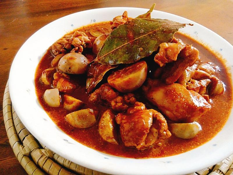 泰式紅咖哩一超簡單,白飯吃光光