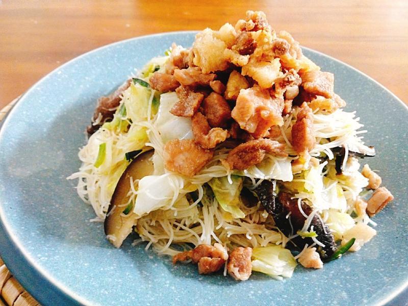 家傳肉臊米粉【淬釀手路菜】。