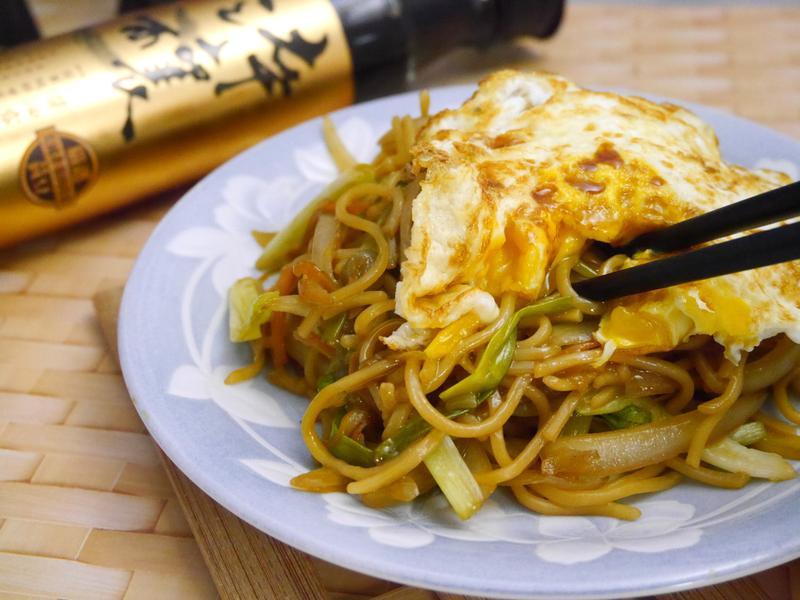 古早味醬油炒麵【淬釀手路菜】