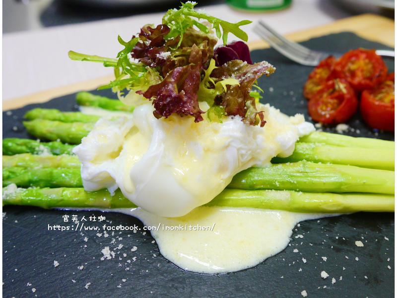 義式蘆筍蛋沙拉