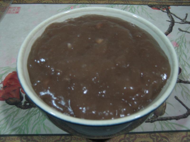 蓮藕粉 紅豆 年糕 凍