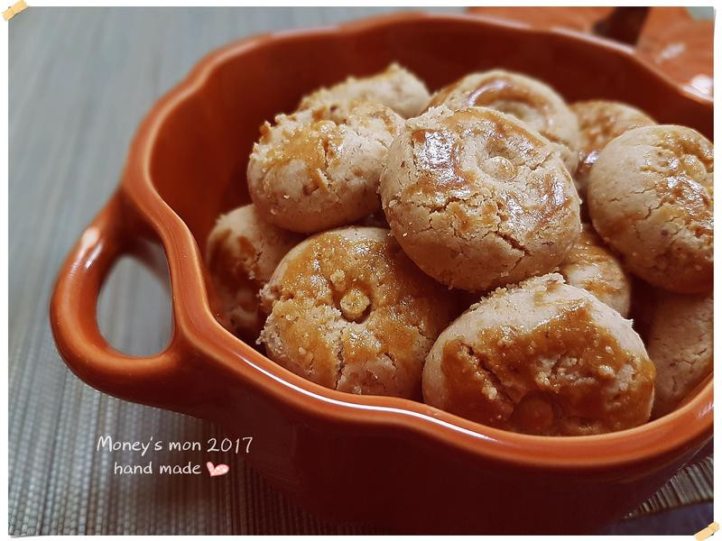 花生一口酥-桂泥甲甜甜a年餅
