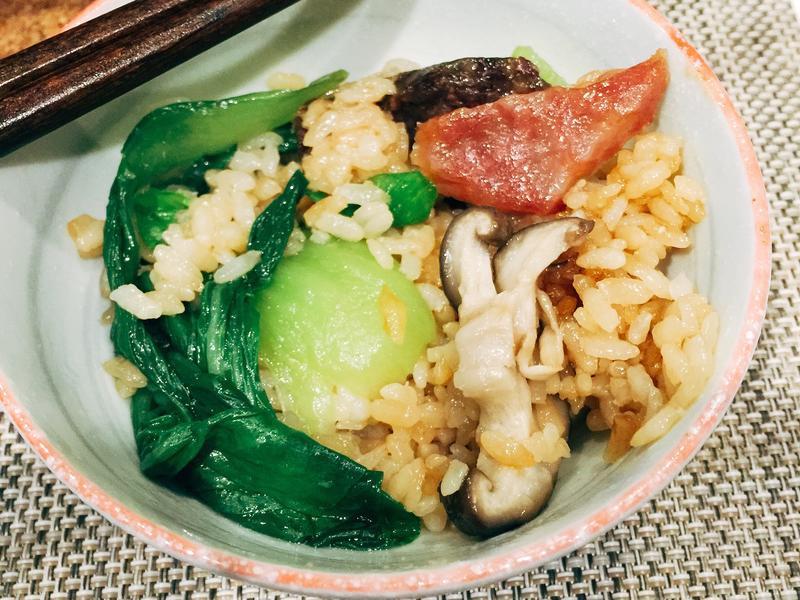 [土鍋]臘味飯