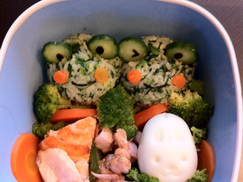 [親子食堂]可愛小青蛙