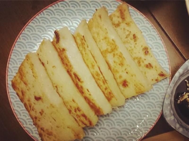 媽媽牌簡易版蘿蔔糕