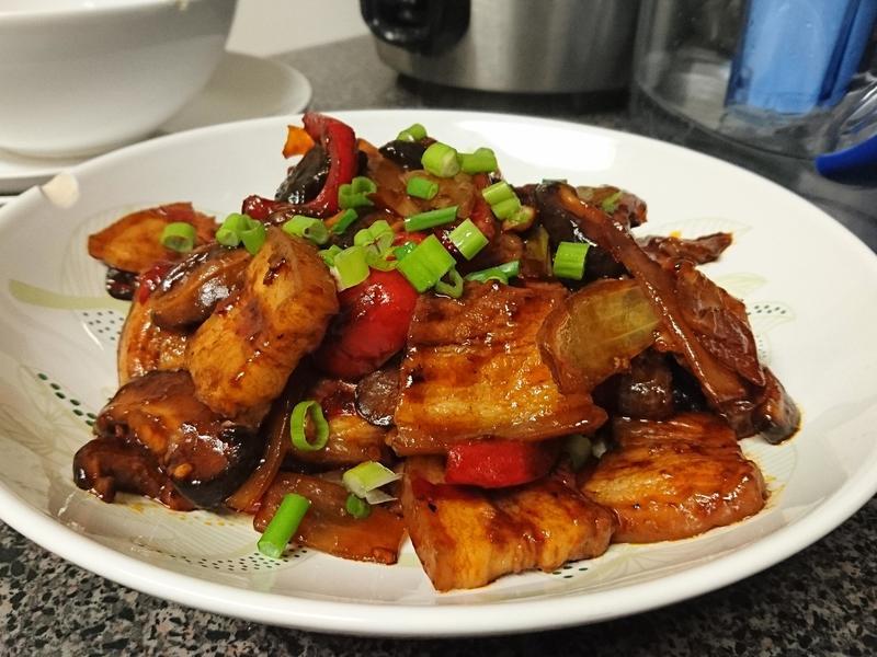 川味回鍋肉