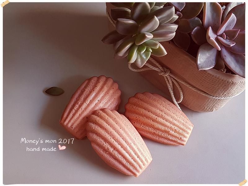 情人節Pink Pink新鮮草莓瑪德蓮