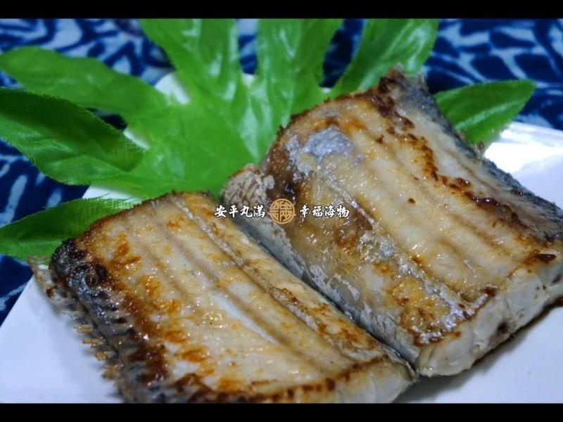 【幸福海物】椒鹽白帶魚