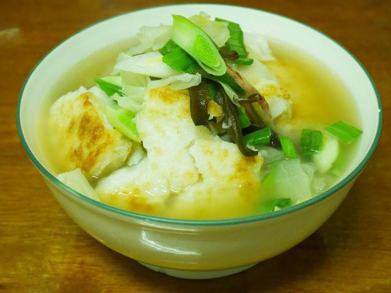 陳貝蒂❤料理 古早味蘿蔔糕湯
