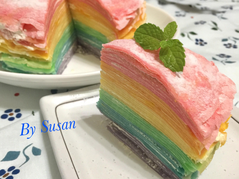 彩虹千層蛋糕(2/28更新)