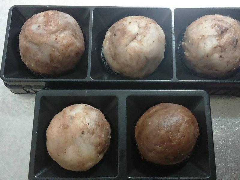 【免烤】布朗尼冰皮月餅