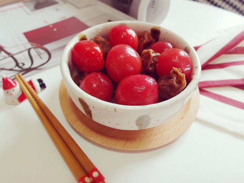 日式梅漬小番茄🍅✨