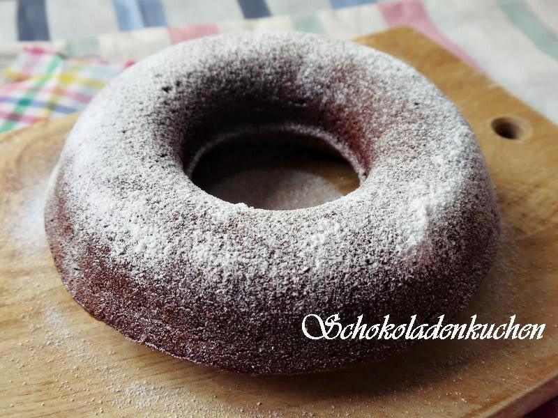 幸福的巧克力蛋糕