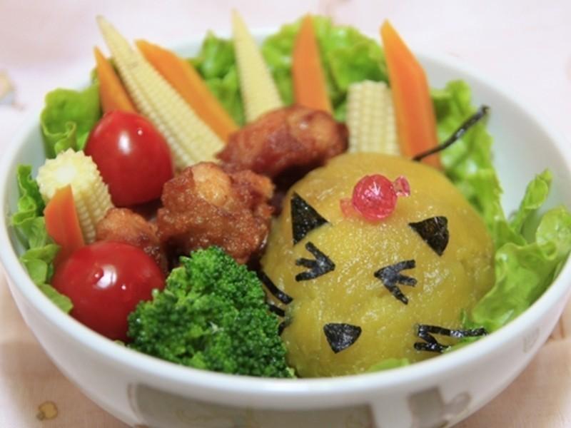 【親子食堂】蕃薯變老鼠