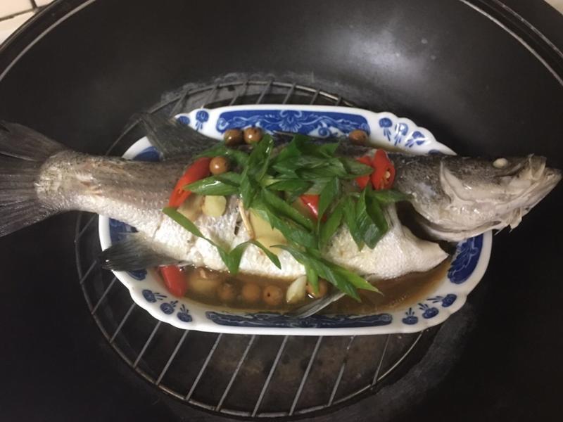 破布子蒸魚【淬釀手路菜】