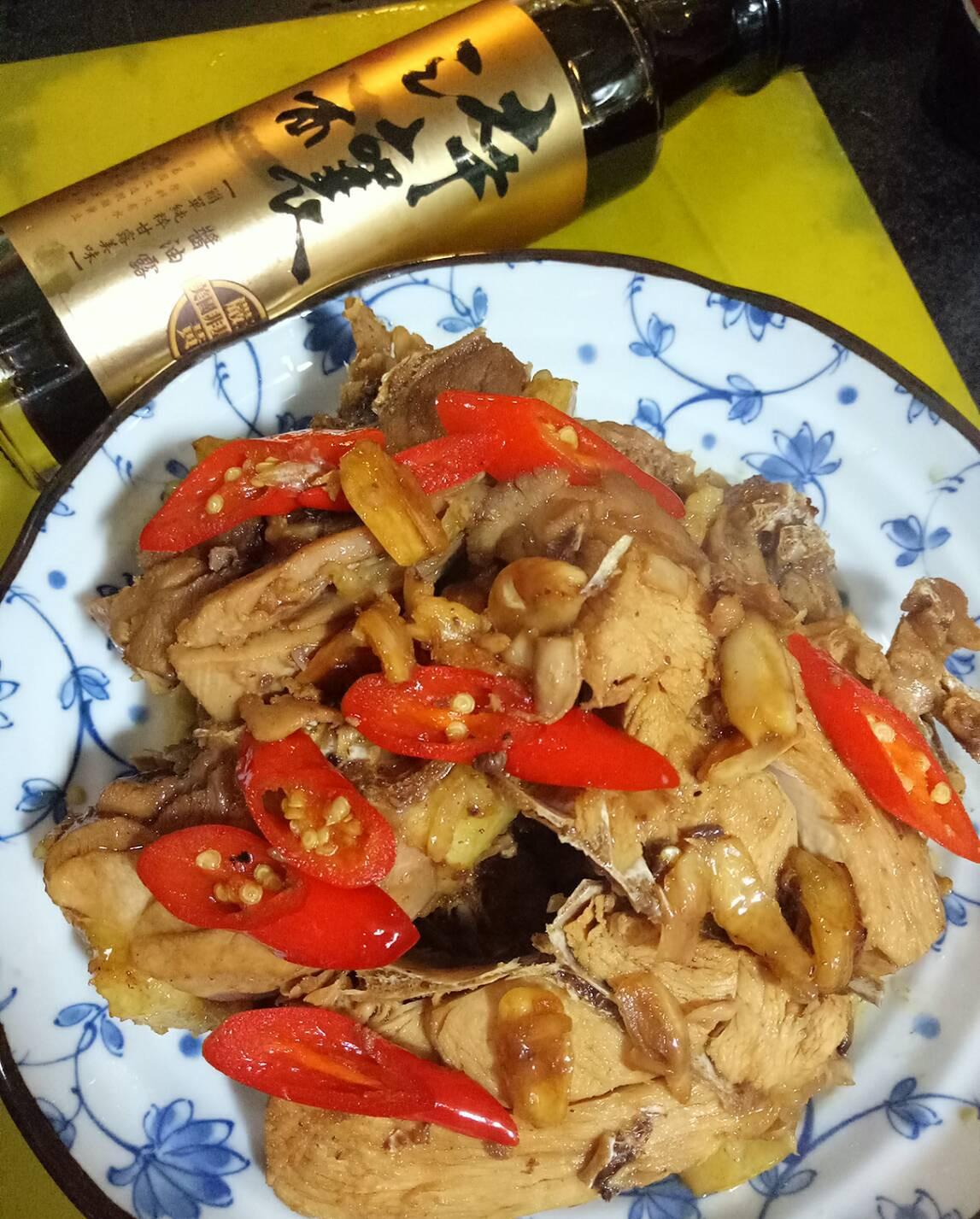 醬炒白斬雞【淬釀手路菜】