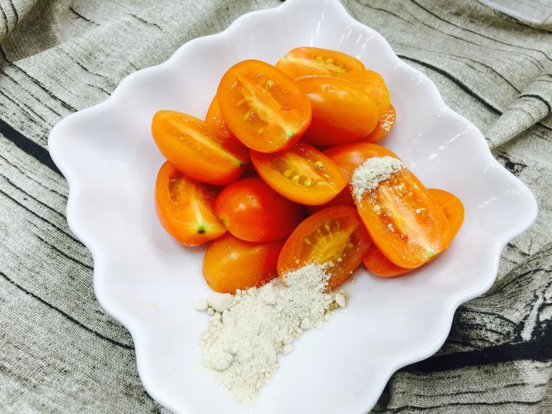 本和香糖橙蜜小番茄
