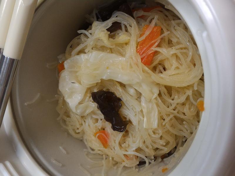 可微波燜燒罐版炒米粉