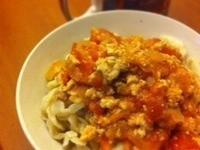 蕃茄肉醬飯