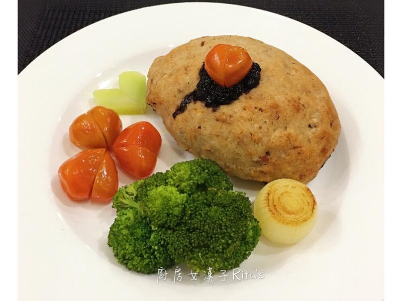 西式芋泥鴨(烤箱版)