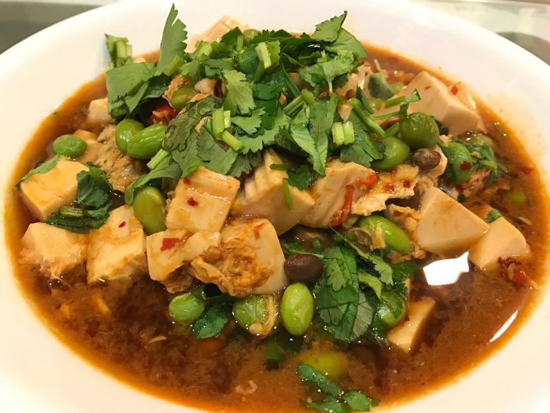 醬燒麻婆豆腐