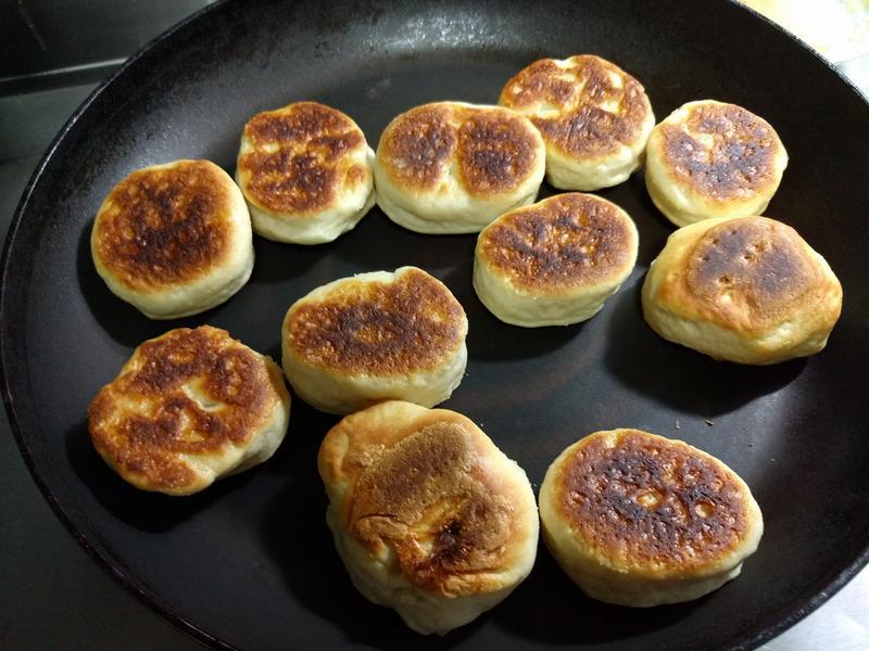 平底鍋麵包