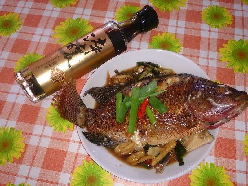 家常紅燒魚【淬釀手路菜】