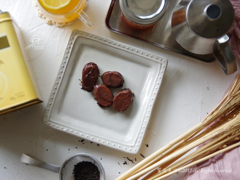 饗瘦美味-巧克蕉蕉優格甜心塔