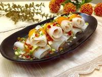 [安永鮮物新春料理募吉大賽]海鱺片蘿蔔捲