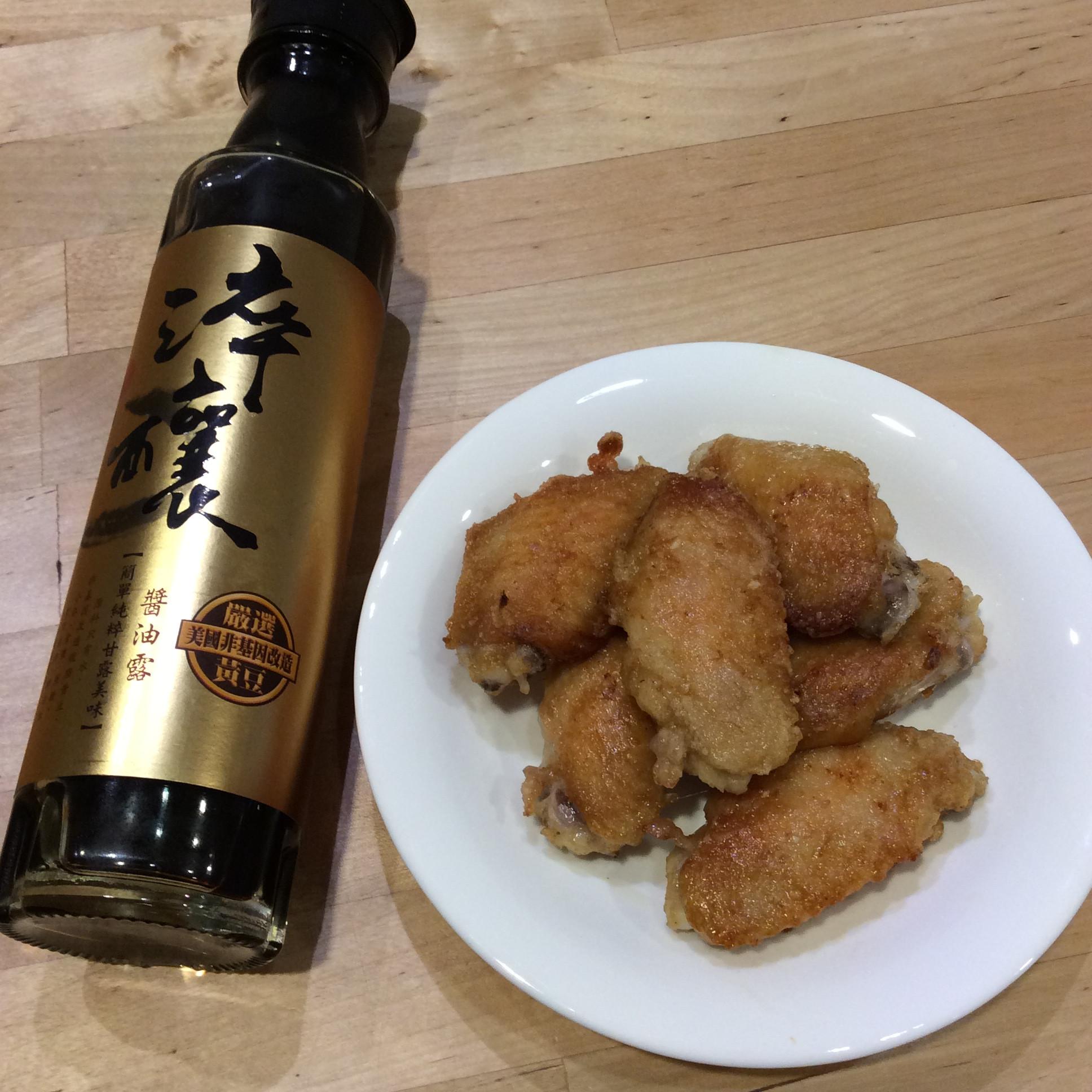 香煎雞翼「淬釀手路菜」