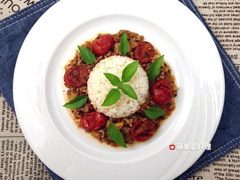 蕃茄肉醬飯(附影音)