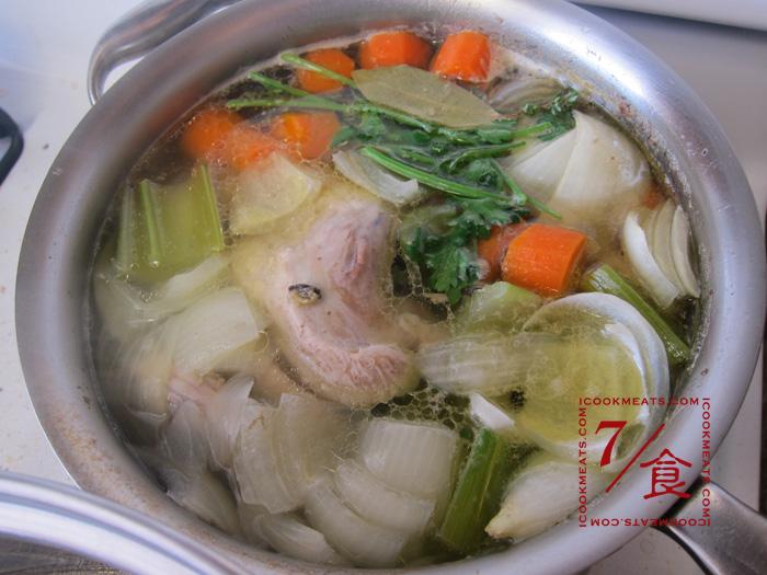 【7/食】雞高湯