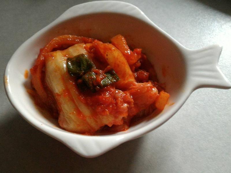 愛媽做韓式泡菜