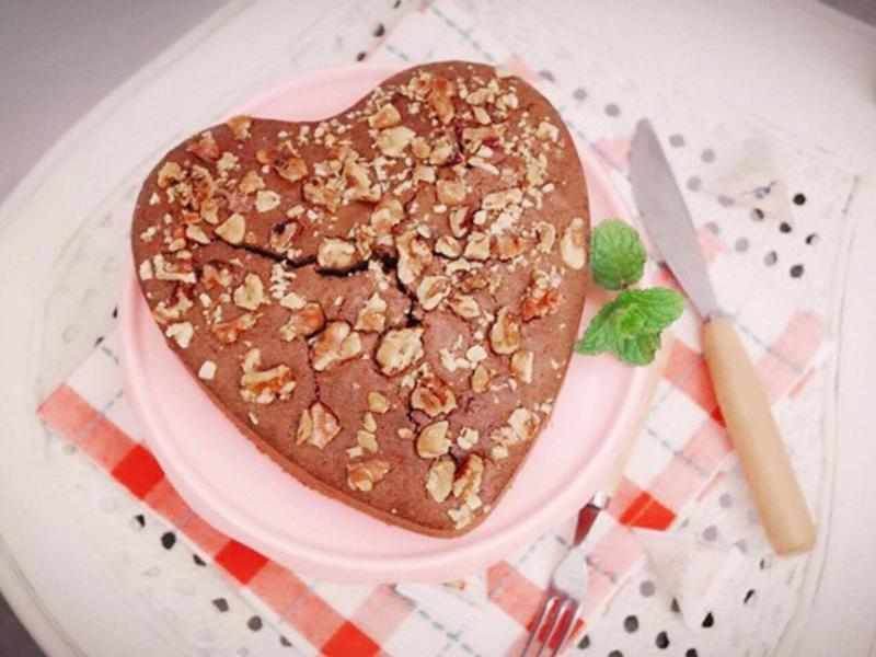 可可香「巧克力溫蛋糕」❤