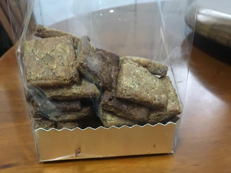 全麥穀物蜂蜜脆餅