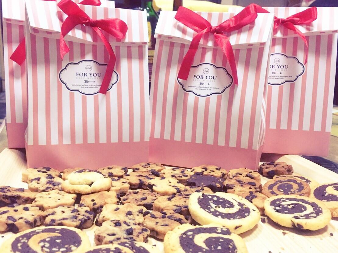巧克力豆餅乾🍪&雙色螺旋餅乾
