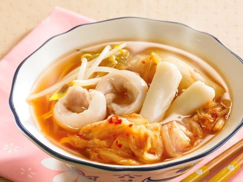 海鮮泡菜湯