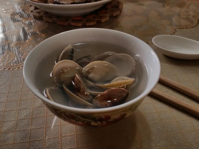 鮮味蛤蜊湯