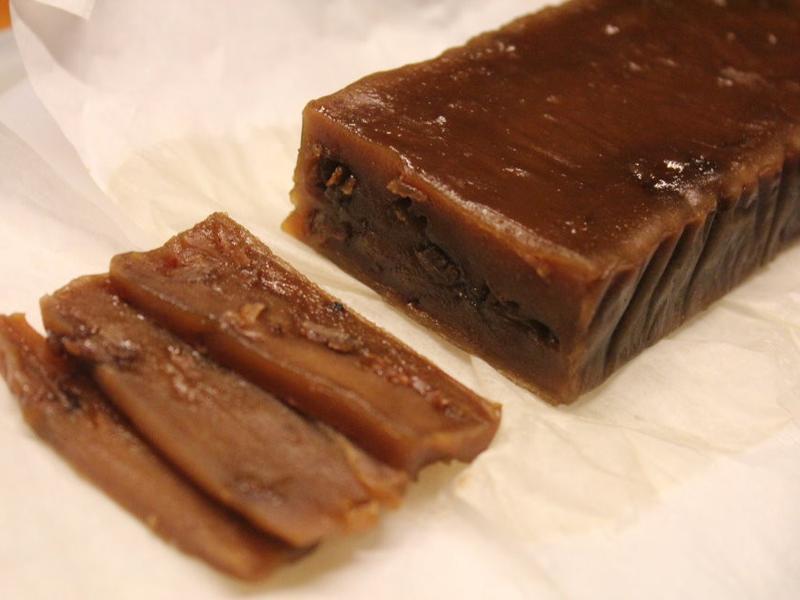 自製黑糖桂圓年糕