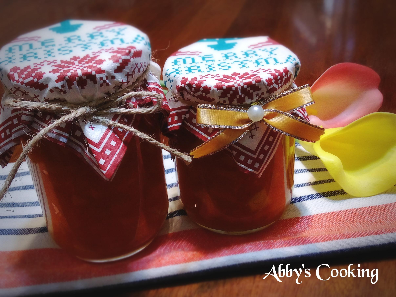 手工柑橘蘋果醬