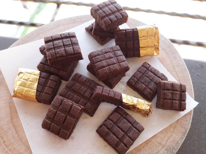情人節巧克力餅乾